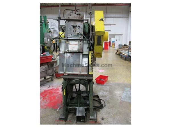 L & J OBI Punch Press