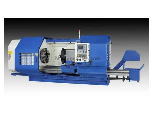 "39.7"" x 236"" PRO K CNC Lathe With 12.5"" Spindle Bore"