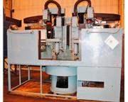 "CAMPBELL 3642-18D 36"" Dual-Spindle CNC Vertical Grinder"