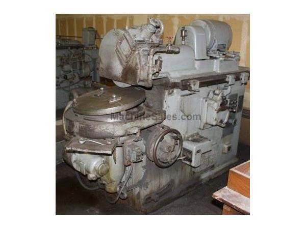 "20"", HEALD, No. 25A HORIZONTAL SPINDLE ROTARY SURFACE GRINDER Turners Machiner"