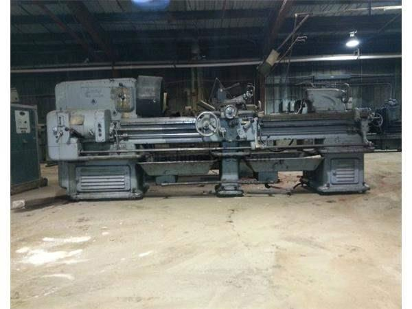 "AMERINCAN PACEMAKER 16"" X 78"" TOOLROOM LATHE Turners Machiner"