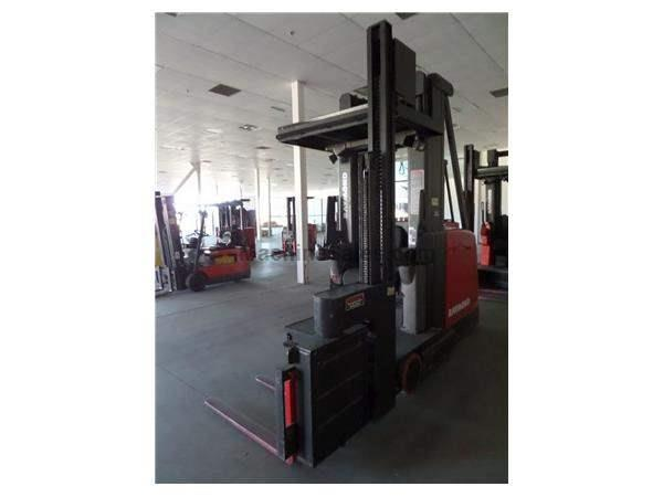 Raymond Electric Swing Reach Forklift