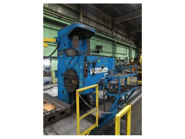 "UNION BFP-130-5  5""  Floor Horizontal Boring Mill, 31"" Facing"