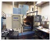 """OKK PCV55- 40"""" x22"""" x 21"""", 13,000 RPM, 1998"""