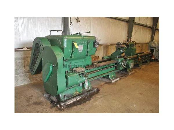 "48"" X 200"" HEAVY DUTY NILES ENGINE LATHE"