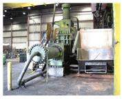 HARRIS MODEL #TGS-322B-SR-2 PRESS AND SHEAR BALER, COPPER SCRAP TYPE