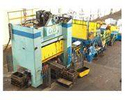"500 TON, VERSON PRESS LINE, BED SIZE 108"" x 186"""