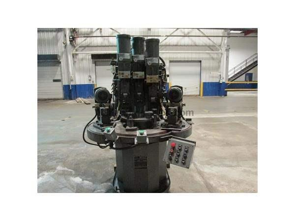 DAVENPORT #10-901 SECONDARY OPERATION DRILLING AND TAPPING MACHINE