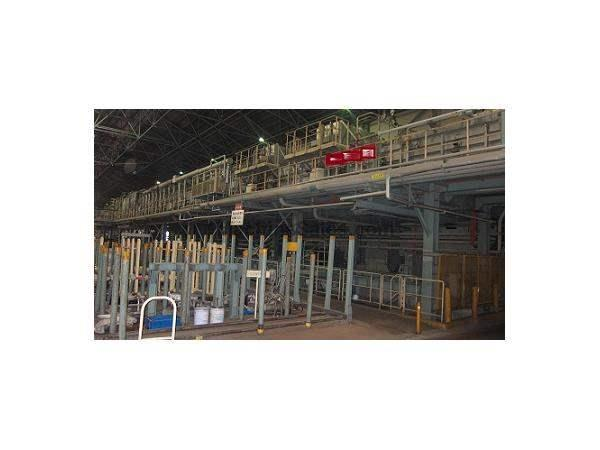 1250mm HOT DIP CONTINUOUS GALVALUME AND GALVANIZING LINE (CGL)