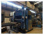"""1300MM (51.18"""") CLECIM SIEMENS VAI COMBINED TEMPERING AND TENSION LEVELING LINE"""