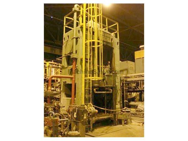 600TON LAKE ERIE ENG. VERTICAL BILLET PIERCING PRESS