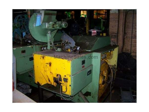 120 TON SCHULER MODEL #M120 HORIZONTAL COINING PRESS