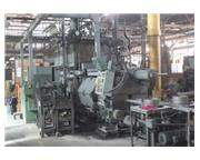750 TON, SCHLOEMANN OIL HYDRAULIC EXTRUSION PRESS