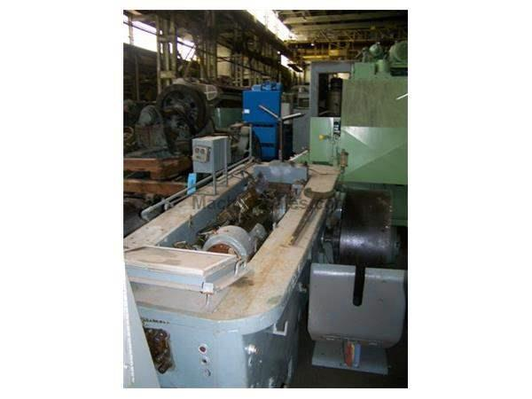 HERLAN MODEL #P-6 IMPACT EXTRUSION PRESS National Machinery Exc