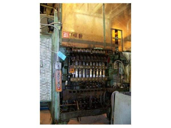 WATERBURY-FARREL MODEL #1510 TRANSFER PRESS