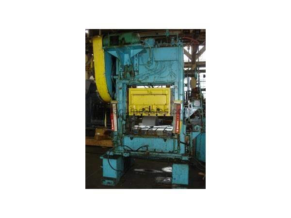 60 TON, MINSTER MODEL P2-60-36, SSDC PRESS