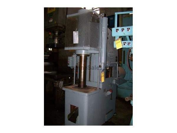25 TON AMERICAN BROACH HYDRAULIC PRESS