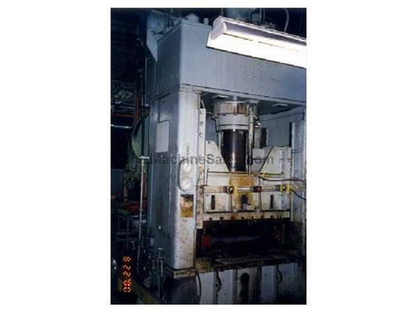 200 TON VERSON #200-HD1-60T HOUSING TYPE HYDRAULIC PRESS