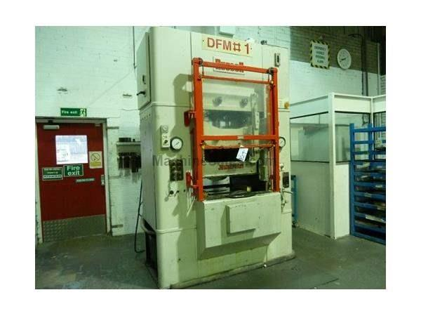 RUSSELL DUALFORM (JEWELITE) MDL #4E/50T/20X17X6 HYDRAULIC PRESS
