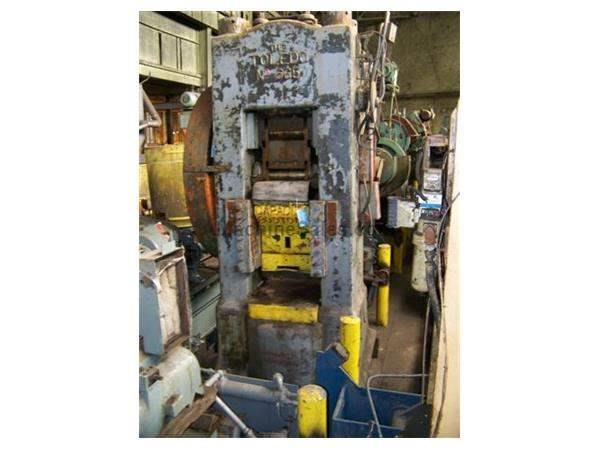 800TON BLISS-TOLEDO #665 KNUCKLE JOINT PRESS