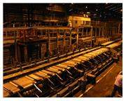 COMPLETE MELT, CAST AND BAR ROLLING MILL PLANT