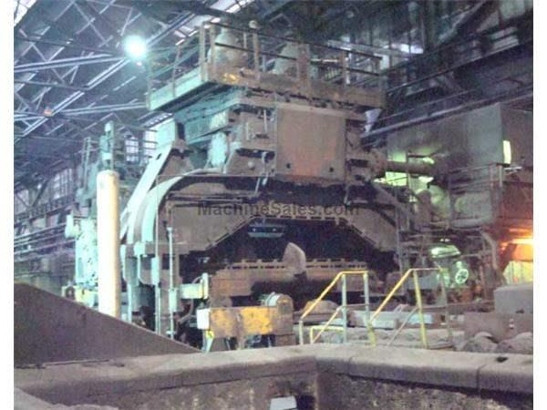"56"" (1420mm) HOT STRIP MILL"