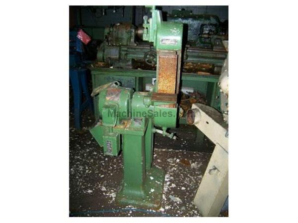 "4"" ENGELBERG MODEL #AG-4 BELT SANDER"