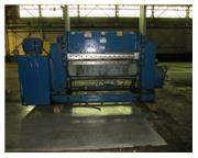 "60"" x 1/4"" WYSONG MDL#760 HIGH SPEED SHEAR"