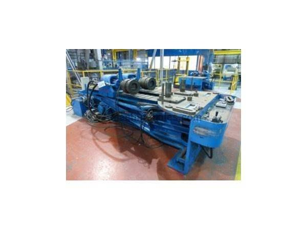 HUFFORD A10 BENDING MACHINE WITH HYDRAULIC POWERPACK