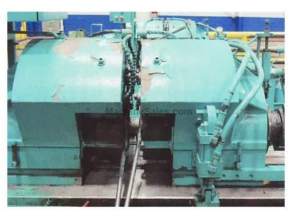 RTC (RUJA) M# EAGLE IV DOUBLE END, MAGAZINE FEED, PLANETARY THREAD ROLLER