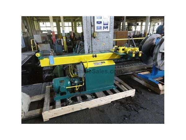 "1-1/8"" PINES MODEL #MC-1400 TUBE BENDER"