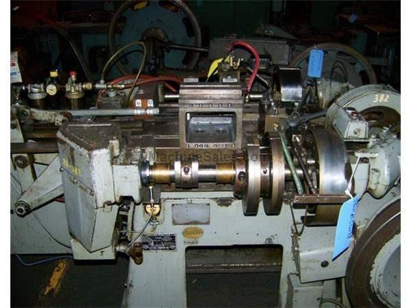 U.S.BAIRD MODEL #28 MULTI-SLIDE WIRE FORMING MACHINE