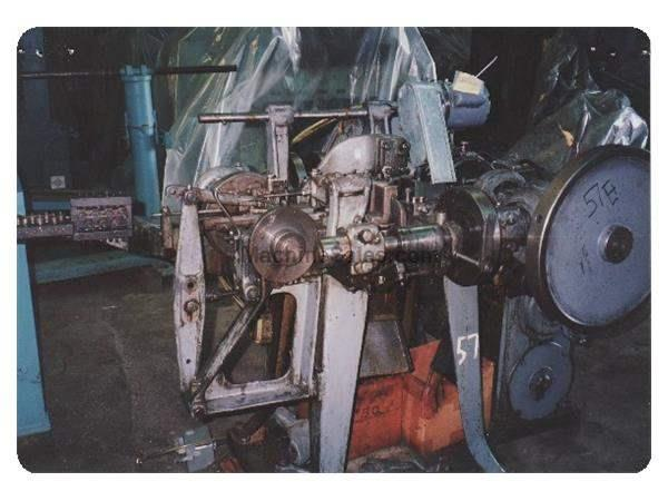 NILSON MODEL #S-1 WIRE FORMING FOUR-SLIDE MACHINE