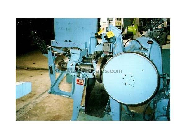 NILSON MODEL #S-1 4 SLIDE WIRE FORMING MACHINE