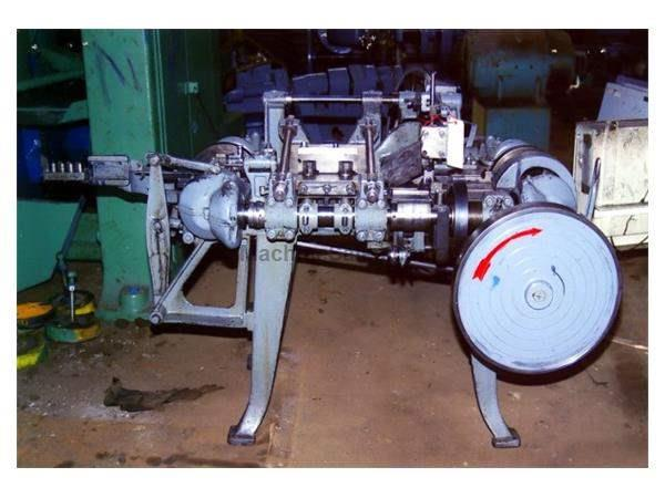 NILSON MODEL #S-1F 4-SLIDE WIRE FORMING MACHINE