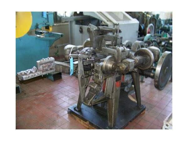 NILSON #S-2 4-SLIDE WIRE FORMING MACHINE