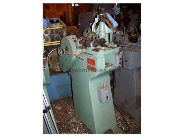 SLEEPER & HARTLEY MODEL #0 TORSION WIRE SPRING COILING MACHINE