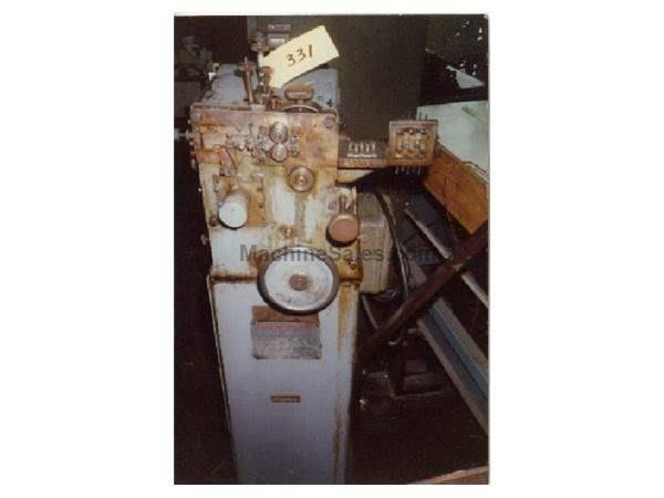 TORRINGTON MODEL #W-100 PRECISION WIRE SPRING COILING MACHINE