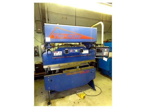 "35 Ton 72"" Bed Pacific Tri-Acro 35-6 PRESS BRAKE, Hurco Autobend 5C CNC Back Gauge"