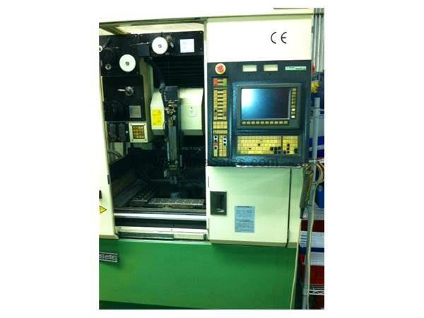 "9.8"" Y Axis 13.8"" X Axis Sodick A325 WIRE-TYPE EDM, MARK 25 CNC, AWT, Submersibl"