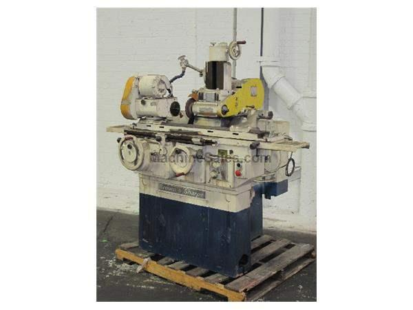 Brown & Sharpe No. 13 TOOL & CUTTER GRINDER, POWER TABLE,