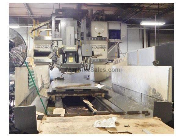 CINCINNATI MILACRON 30V-120 5-Axis Double Column VMC