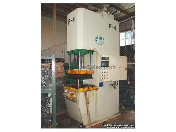 Sutherland Lien Chieh LPR-75 Hydraulic Punch Press
