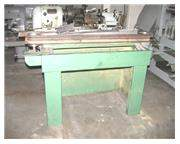 "4"" x 146"", RITTER, No. R-700, horizontal, woodworking, 1.5 HP"