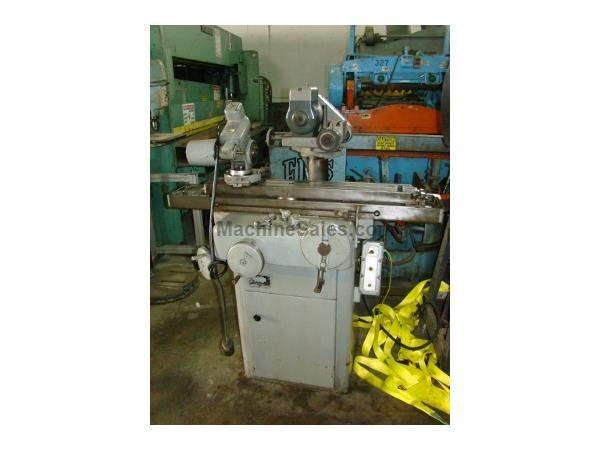 No. B2060H, K O LEE, B943E workhead, B923C grinding head, 1/2 HP 1973