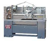 "KENT USA SSM-1340BV Engine Lathes, 1-9/16"" bore, 3 HP, EVS, NEW (Taiwan)"