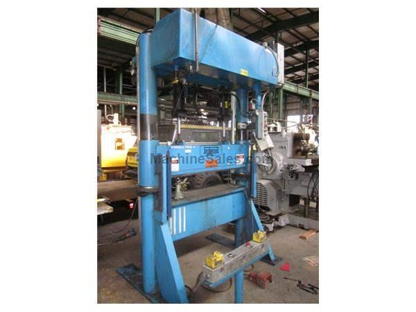 Beckwood 2 Post Hydraulic Press