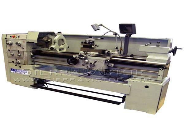 "16"" x 60"" U.S. INDUSTRIAL® Geared Head Gap Bed Lathe"