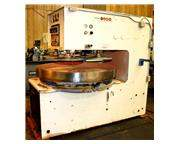 "48"" Dia. Speedfam 48KGPAW LAPPING MACHINE, POLISHER, AIR LIFTS, VARI-SPEED"