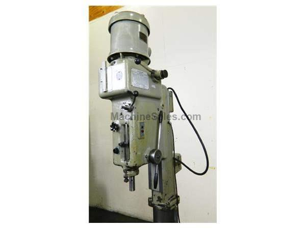 "20"" Swing 2.1HP Spindle Webo 27/23 DRILL PRESS, Vari-Speed, Tow Ranges, #3MT, T-Slotted Table,"